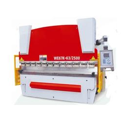 WC67Y/WE67Y 100х2500-4000 Листогиб Iron Proff Гидравлические Листогибочные прессы