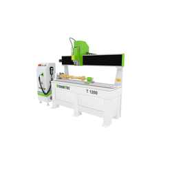 WoodTec T 1200 Токарно-фрезерный станок с ЧПУ Woodtec Фрезерные станки с ЧПУ Для производства мебели