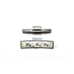 35гр Груз балансировочный Pb (литой диск), коробка 50шт Автобаланс Грузики балансировочные Расходные материалы