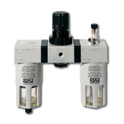 GAV G-FRL-200 1/2 Фильтр модульная группа с лубрикатором и манометром GAV Запчасти Пневматический