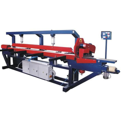 Пресс сращивания заготовок ПСГ-160/3000 (гидравлический) Тигруп Сращивание по длине Столярные станки