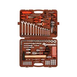 "Набор инструментов Ombra OMT131S, 1/4"", 3/8"" и 1/2""DR, 131 предмет Ombra Ручной Инструмент"