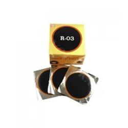 Maruni R 03 Латки круглые для ремонта камер 77мм Maruni Латки для камер Расходные материалы