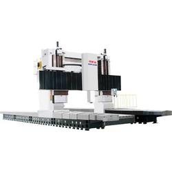 Rifa RFMP 10035 M Портальные обрабатывающие центры с подвижной траверсой и подвижной колонной (ЧПУ) Rifa Портальные Фрезерные станки