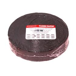 Резина сырая РС-500, 25*1,3мм, 500гр Rossvik Сырая резина Расходные материалы