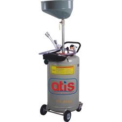 Atis HC 2085 Вакуумная комбинированная установка для маслозамены через щупы со сливной воронкой, 80л. Atis Слив и замена масла Замена жидкостей