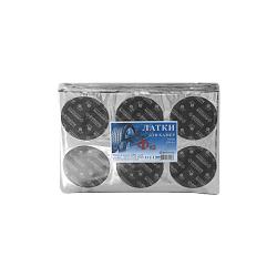 Ф62 Латки круглые для ремонта камер (пакет 100шт) Rossvik Латки для камер Расходные материалы
