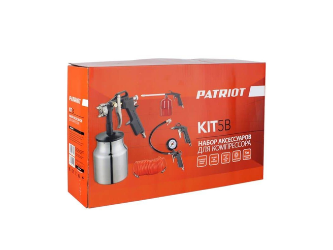 Patriot KIT 5A Набор пневматического оборудования Patriot Наборы Пневматический