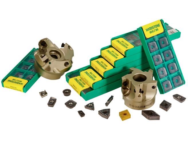 Пластины фрезерные и сверлильные HARDSTONE Hardstone Токарный инструмент Инструмент и оснастка