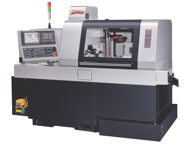 Jinn Fa JSL-20RB Автомат продольного точения с противошпинделем Jinn Fa Автоматы с ЧПУ Токарные станки